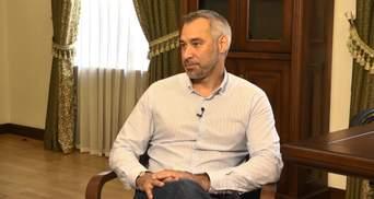 Венедиктовой не о чем отчитываться Раде: Рябошапка прокомментировал конфликт генпрокурора с САП