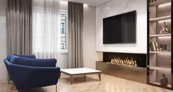 Неокласика в квартирі і будинку: що це і як виглядає в інтер'єрі