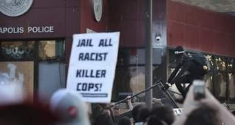 Резонансное убийство в Миннеаполисе: в городе ввели режим чрезвычайной ситуации