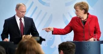 Выводы Меркель о политике Путина, или Как Россия стала страной-изгоем