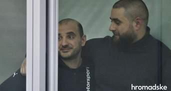 """Підозрюваних у справі про вбивство """"Сармата"""" відпустили під домашній арешт"""
