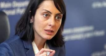Реформа поліції остаточно провалилася, – ексглава Нацполіції Деканоїдзе