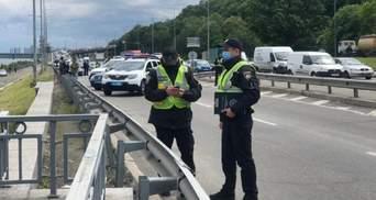 Муляж взрывчатки и никаких четких требований: что известно о минере моста в Киеве