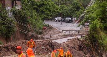 """У Центральній Америці вирує нищівний шторм """"Аманда"""": є загиблі та поранені"""