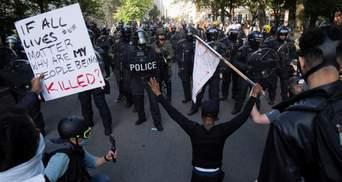 Америка в огне: кто на самом деле протестует в США?