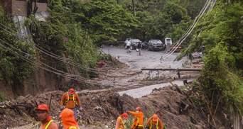 """В Центральной Америке бушует разрушительный шторм """"Аманда"""": есть погибшие и раненые"""