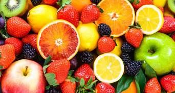 Ціни на ягоди і фрукти в Україні б'ють історичні рекорди