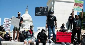 Протесты в США: причины и реальная ситуация в стране