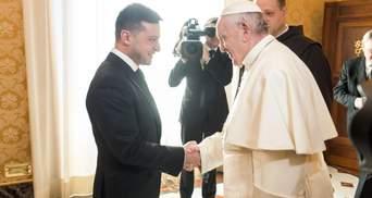 Папа Римський займеться звільненням українця Марківа