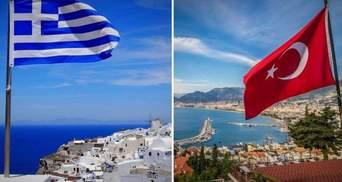 Греція оголосила про готовність розпочати війну з Туреччиною