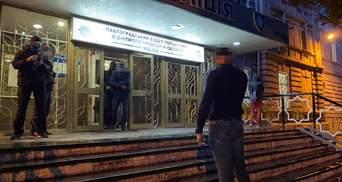 Суд взял под стражу семерых участников банды полицейских из Павлограда