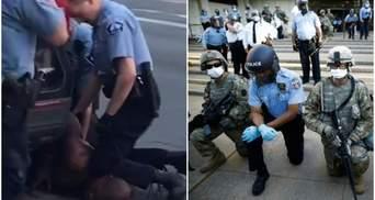 У США в місті, де помер Флойд, поліції заборонять душити людей