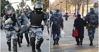 """Силовики у Москві затримали чорношкірого і """"коректно"""" запитали, чи """"в'єб*ти"""" його: відео"""