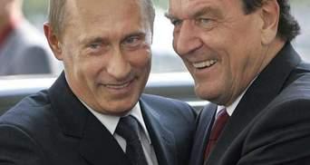 """Плата за вірність Кремлю: Шредера переобрали головою ради директорів """"Роснефти"""""""