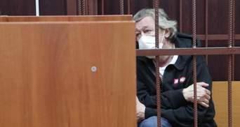 Смертельна ДТП у Москві: Єфремову обрали запобіжний захід