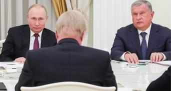 """У Путіна рве """"башні"""": нафтогазовий колапс і смута олігархів"""