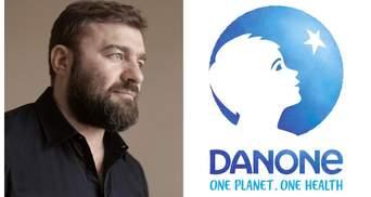 Скандальна реклама з Пореченковим: Danone припиняє кампанію з актором-терористом