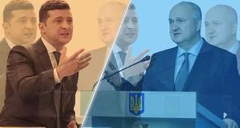 Рейтинги Зеленского и Смешко: почему им доверяют украинцы
