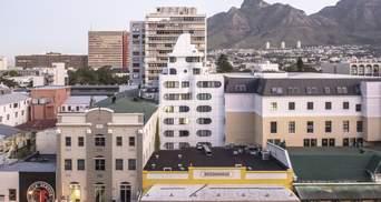 Футуристическое здание: в Кейптауне показали как правильно осовременивать исторические кварталы