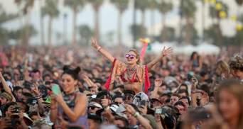 Американський фестиваль Coachella 2020 скасували через коронавірус
