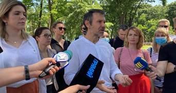 Святослав Вакарчук сдает мандат народного депутата