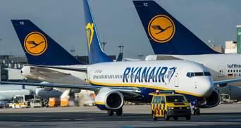 Ryanair возобновит более 20 регулярных маршрутов из Украины: куда и когда полетит лоукостер