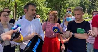 Вакарчук прокомментировал возможность своего участия в выборах мэра Киева или Львова