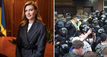 Главные новости 12 июня: у Елены Зеленской – коронавирус, страсти в суде над Стерненко