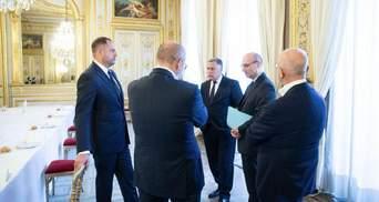 Єрмак у Франції домовлявся про візит Макрона в Україну: деталі