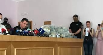 Рекордная взятка в 6 миллионов долларов: НАБУ и САП рассказали, что грозит задержанным