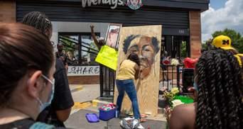 Убийство Рейшарда Брукса полицией в Атланте: появились новые детали дела