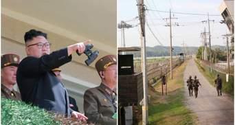 Корейці на межі війни: КНДР заявила про намір ввести війська у демілітаризовану зону