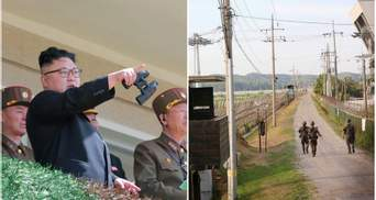 Корейцы на грани войны: КНДР заявила о намерении ввести войска в демилитаризованную зону