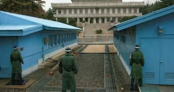 КНДР підірвала офіс, яким проходив зв'язок з Південною Кореєю