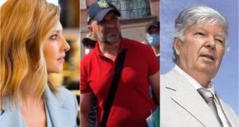 Главные новости 16 июня: госпитализация Зеленской, задержание Мангера и смерть отца Порошенко
