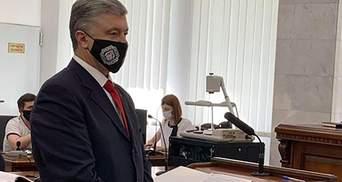 Запобіжний захід Порошенку: Офіс генпрокурора проситиме арешт і 10 мільйонів гривень застави