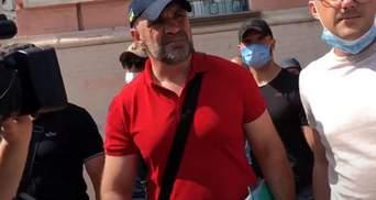 Дело Гандзюк: суд не удовлетворил ходатайство адвокатов Мангера об отводе судьи