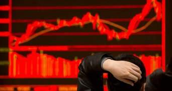 Азійські ринки падають після появи в Уолл-стріт надії на відновлення