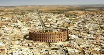 Найгарніші місця Тунісу у фотографіях