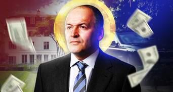 Имущество миллиардеров Украины: чем владеет Виктор Пинчук