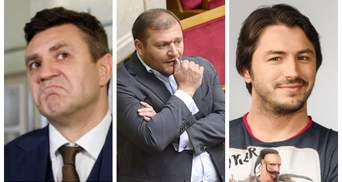 """Бійка за Київ: чи зможуть скандальні """"Слуги"""", Добкін і Притула перемогти Кличка – Є питання"""