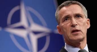 Столтенберг: Украина приблизилась к НАТО, став партнером с расширенными возможностями