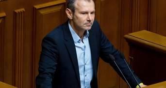 Рада отказалась лишать мандата Вакарчука