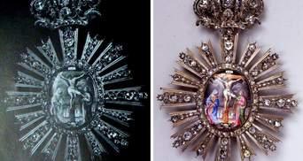 Пропавшие из Киево-Печерской лавры и Софийского собора драгоценности нашлись в Москве: фото