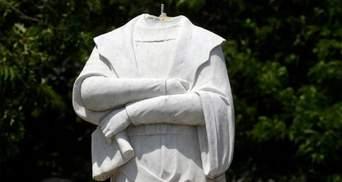 Такие были времена: россияне осудили снос памятников рабовладельцам в США
