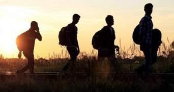 Четверо граждан Ирака нелегально попали в Украину: их задержали – фото