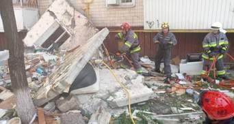 Взрыв в многоэтажке в Киеве: движение транспорта по проспекту Григоренко ограничили