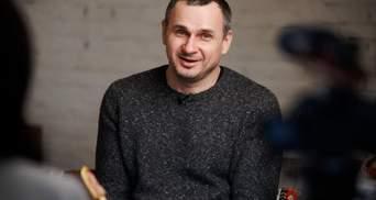 Сенцов с Жаданом приехали на линию соприкосновения: какова цель