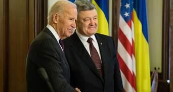 """Новая порция """"пленок Порошенко"""": на них – разговоры с Байденом о Коболеве, Burisma и Яценюке"""