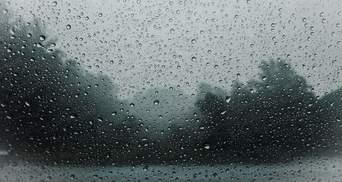 Прогноз погоди на 24 червня: дощі не відступлять і литимуть майже в усіх областях